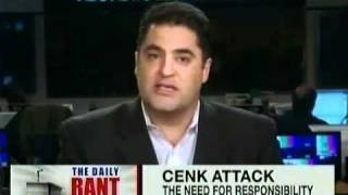 "Cenk Uygur: Conservatives Direct ""Hate-Seeking Missiles"", Not Liberals"
