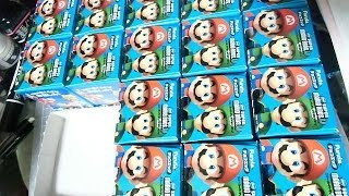 CHOCO EGG SUPER MARIO BROS.U スーパーマリオチョコエッグ PART1