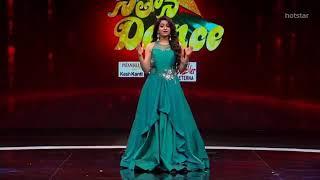 RENU Desai #Entrance # in Nethoney Dance # season 1 || Episode 1||