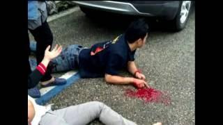 暴力袭击再添3宗?  泰南百货市集酿大火
