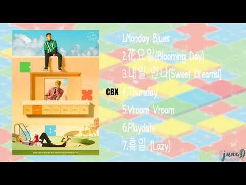 [Full Album] EXO-CBX (첸백시) [2nd Mini Album 'Blooming Days']