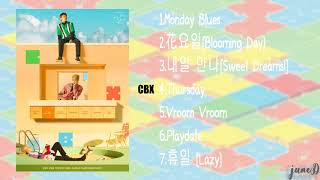 [Full Album] EXO-CBX (첸백시) [2nd Mini Album 'Blooming Days']