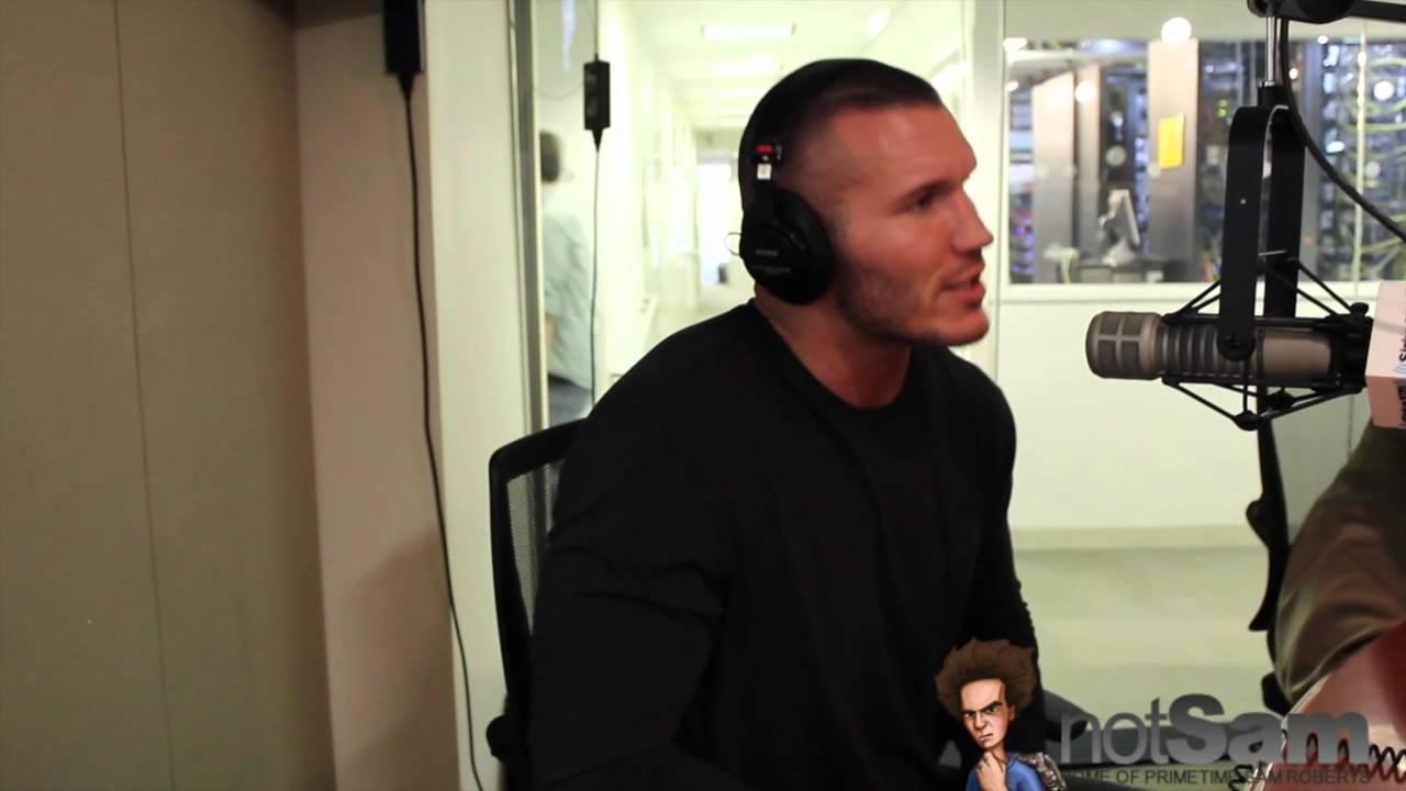 Randy Orton Haircut 2013