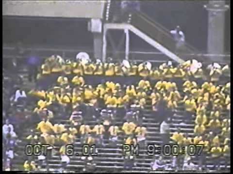 St. Augustine marching band 2001