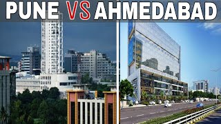 PUNE vs AHMEDABAD Full Comparison|Plenty Facts |Pune-Oxford Of The East|Ahmedabad -Indian Manchester