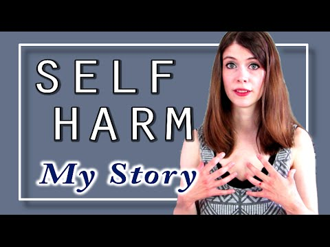 I've hurt myself... SELF HARM - My Story