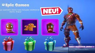 EVERY DAY New FREE rewards in Fortnite!