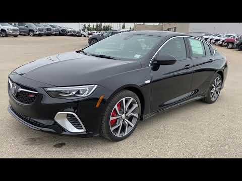2020 Buick Regal Sportback GS Review