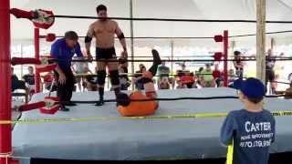 Khoya vs Austin Lane