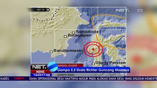 Download Video Gempa 5,3 Skala Richer Di Bali, Buat Para Turis Asing Panik- NET 10 MP3 3GP MP4
