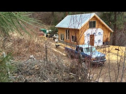 Off Grid Family Celebrates ONE YEAR in our House in the Woods