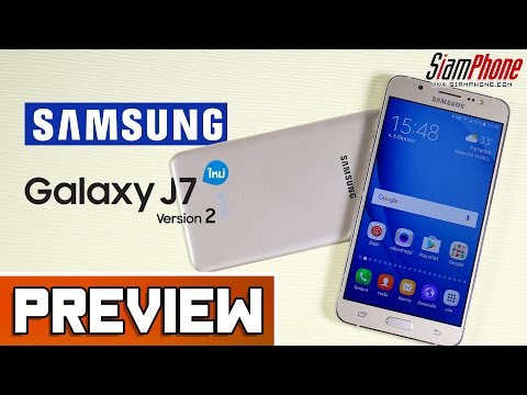 [Preview] : Samsung Galaxy J7 2016 by SiamPhone