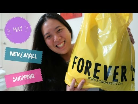 [VLOG 8] FOREVER 21 VIP SHOPPING DAY | SM CDO DOWNTOWN PREMIER SOFT OPENING