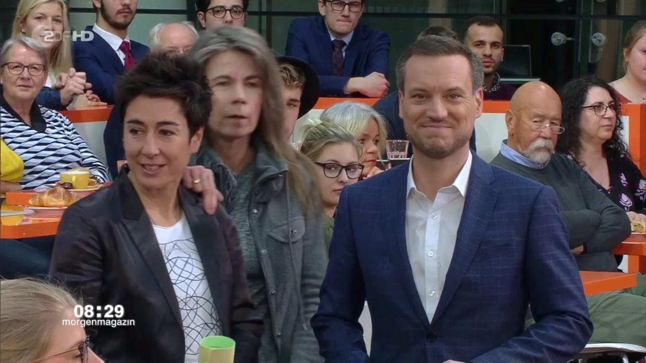 Eklat: Aufgebrachte Zuschauerin im ZDF-Morgenmagazin am 13.03.2019