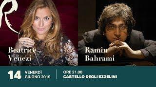 Beatrice Venezi e Ramin Bahrami,