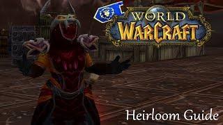 Download lagu World of Warcraft Heirloom Guide MP3