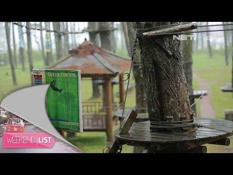 Weekend List - Bandung Tree Top