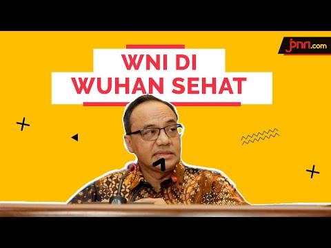 Tak Ada Warga Indonesia Yang Terkena Virus Corona