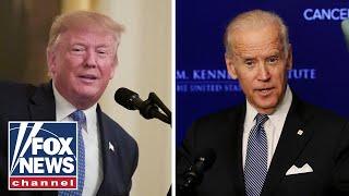 Trump fires back at Dems, Biden stands firm on Ukraine denial