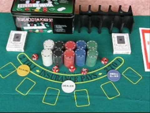 Texas Hold em set