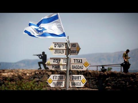 اعتراف ترامب ب-سيادة- إسرائيل على الجولان.. هدية انتخابية لنتانياهو؟  - نشر قبل 3 ساعة