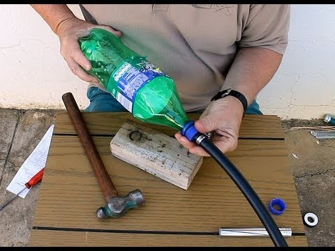 how to make a pop rocket