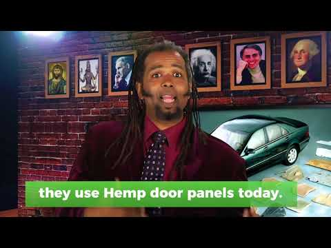 Hemp History Week Day 6 – Henry Ford