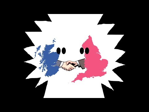Why Scotland is part of the United Kingdom?