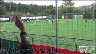 Serie D Girone E Grassina-Sangiovannese 4-0
