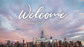 9/27/2020 PIF Sunday Service