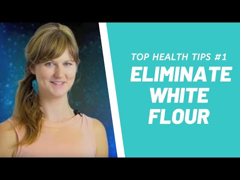 dr-dani's-top-health-tips-#1-eliminate-white-flour