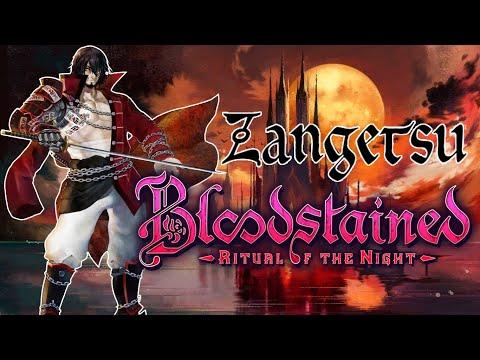 Bloodstained: Como Jugar con Zangetsu !!!