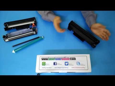 Laser Toner Online Compatible Cartridge