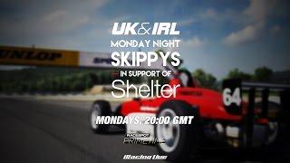 9: Sonoma IRL // UK&I Monday Night Skippys