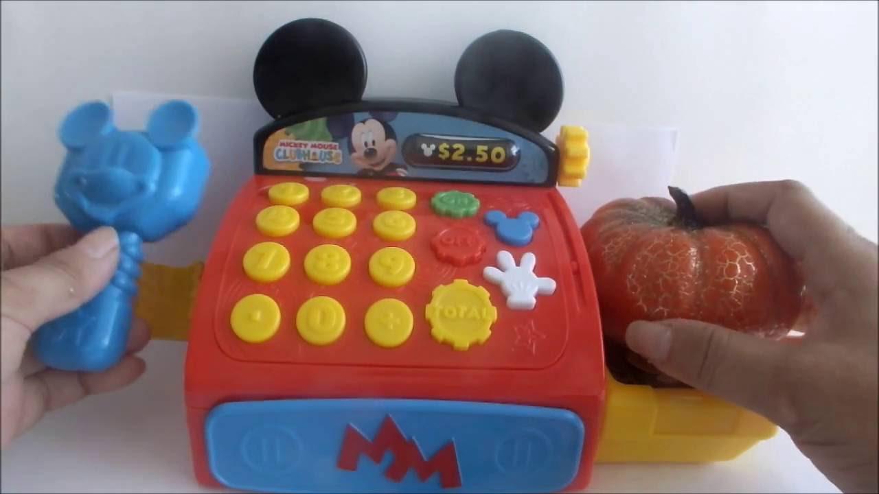 Registradora Caja De De Registradora Mikey Caja Mouse Mikey xdBeCro