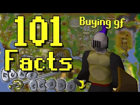 101 Runescape Facts That You Probably Didn't Know! (101 Facts) | The Week Of 101's #4
