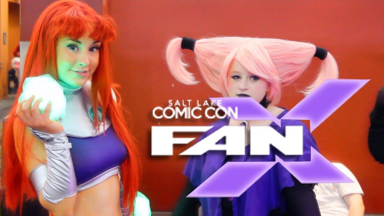 fanx 2017 cosplay showcase