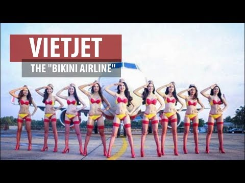 Bikinis, Airbus Jets, and the Rise of VietJet (Asia's Airlines)