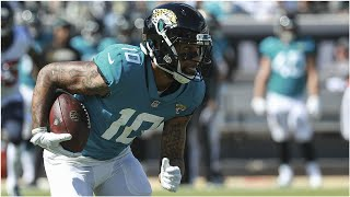 NFL free agency: Steelers sign WR Donte Moncrief after Antonio Brown trade