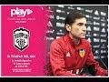MARCELINO G.T. | GETAFE - VALENCIA CF | RUEDA PRENSA
