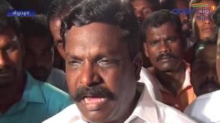VCK Chief Thirumavalavan blames CM Jeyalalitha
