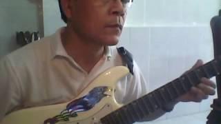 Thuyền xa bến đỗ  st ns  Huy Phương   (tập guitar lõm)