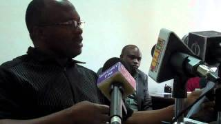 Tanzania's National Assembly Clerk, Dr Thomas Kashilila speaks out (Michuzi Blog)