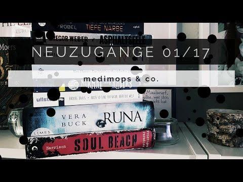 Meine neuen Bücher #2 || Medimops und mehr || Januar 2017 | Melanie liest