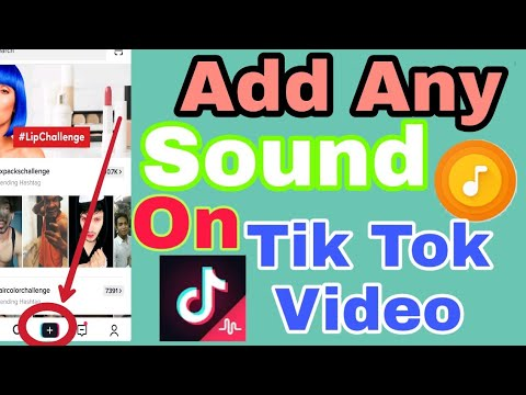 How to add your own music on Tik Tok in Hindi