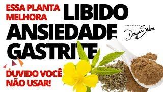 Remedinho Natural que Melhora Libido, Ansiedade e Gastrite
