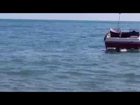 Lake Saint Clair Shipping Channel