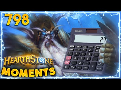 Pull Out Your Calculators Boys! It's BM Time! | Hearthstone Daily Moments Ep.798