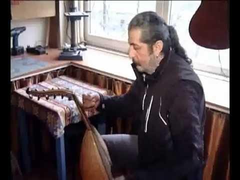 Müzik Aletleri Tamiri İstanbul İsmet AYAN Videoları Keman Tamiri