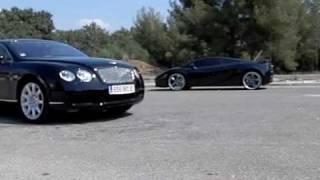 louer une bentley - location voiture de luxe sur LMprestige.fr